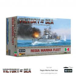 Victory at Sea Regia Marina fleet