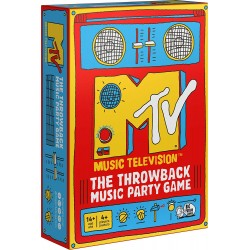 MTV The Music Throwback Party Game