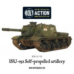 ISU-152 Self-propelled Gun