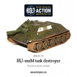 SU-122M Assault Gun