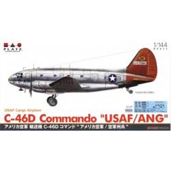 """C-46D Commando """"USAAF/ANG"""" 1/144"""