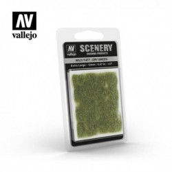 Wild Tuft   Dry Green