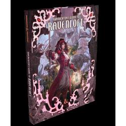 Van Richten's Guide to Ravenloft (Alternate Cover)