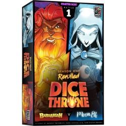 Dice Throne Season One - Box 1 - Barbarian VS Moonelf