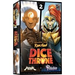Dice Throne Season One - Box 2 - Monk VS Paladin