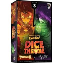 Dice Throne Season One - Box 3 - Pyromancer VS Shadow Thief