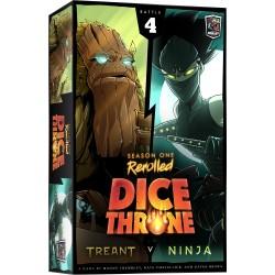 Dice Throne Season One - Box 4 - Treant VS Ninja