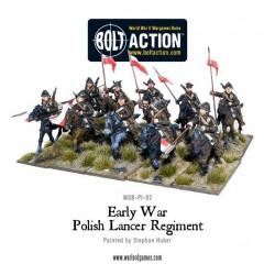 Early War Polish Lancer Regiment