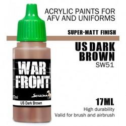 US Dark Brown