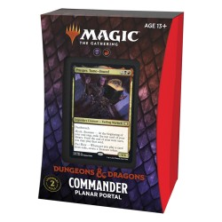 Forgotten Realms Commander Deck Planar Portal