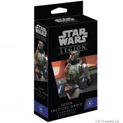 Super Tactical Droid Commander Expansion