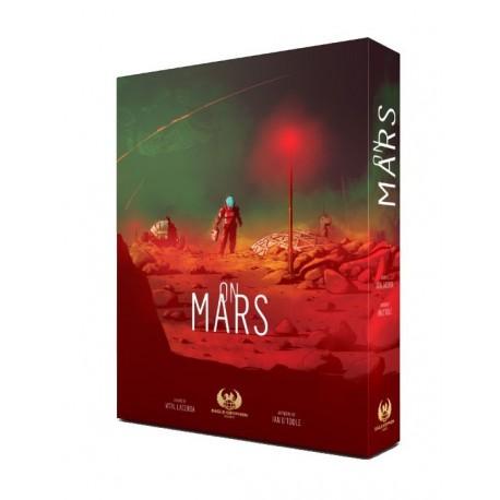 On Mars (Kickstarter Edition)