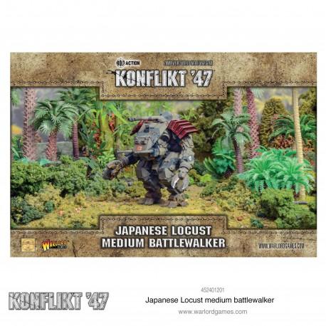 Japanese Locust medium battlewalker