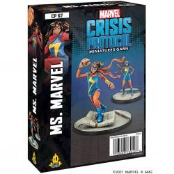 Marvel Crisis Protocol: Ms. Marvel