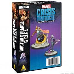 Marvel Crisis Protocol: Doctor Strange & Clea