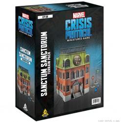 Marvel Crisis Protocol: Sanctum Sanctorum Terrain