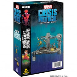 Marvel Crisis Protocol: Rival Panels: Spider-man VS Doctor Octopus