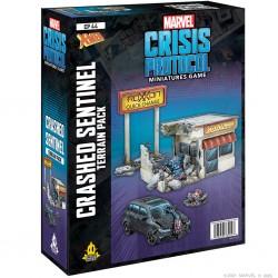 Marvel Crisis Protocol: Crashed Sentinel Terrain Expansion