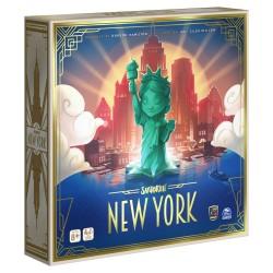 Santorini: New York