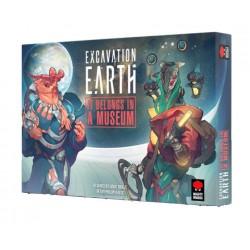 Excavation Earth: It Belongs in a Museum