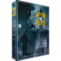 The Cases of Watson & Holmes