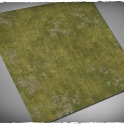 Wargames terrain mat – Plains PVC