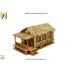 Small Village House - Low Kampung