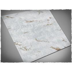 Wargames terrain mat – Tundra PVC 4x4