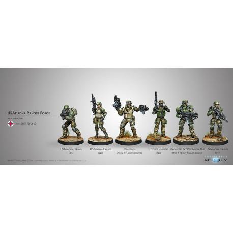 Ariadna Ranger Force Sectorial Starter Pack