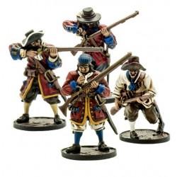 English Militia Unit