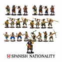 Spanish Nationality Starter Set
