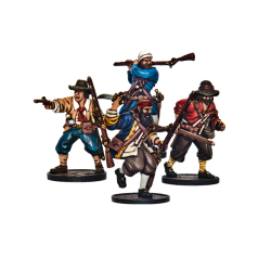 Les Enfants Perdus (Buccaneer Storming Party)