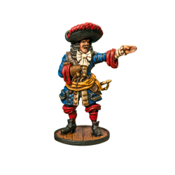 French Buccaneer Commander