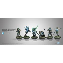 Acontecimento Shock Army (PanOceania Sectorial Starter Pack)
