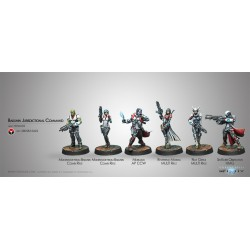 Bakunin Jurisdictional Command (Nomads Sectorial Starter Pack)