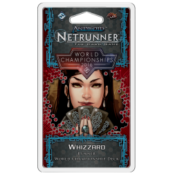 2016 Android: Netrunner World Champion Runner Deck