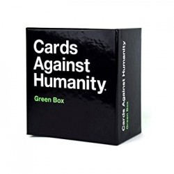 Card Against Humanity Green Box