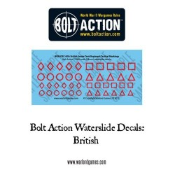 British Vehicle Decals