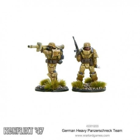 German Heavy Panzerschreck team
