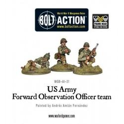 US Army Forward Observer Officers (FOO)