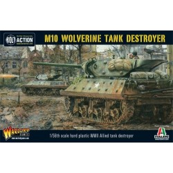 M10 Tank Destroyer/Wolverine