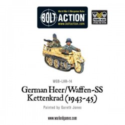 German Heer/Waffen-SS Kettenkrad
