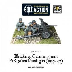 Blitzkreig German 37mm PaK36 anti-tank gun (No longer availble replaced by new version)