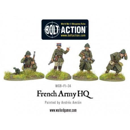 Early War French Command