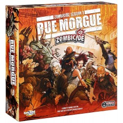 Zombicide Season 3 Rue Morgue Board Game