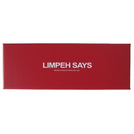 Limpeh Says