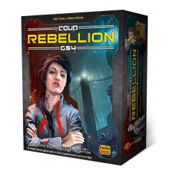 Coup Rebellion G54 Card Game