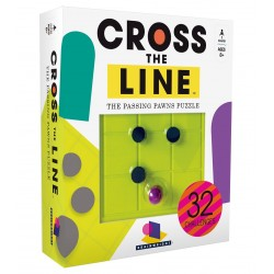 Cross The Line, Passing Pawns Puzzle