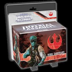 Rebel Saboteurs Ally Pack