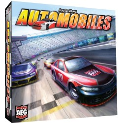 Automobiles Board Game